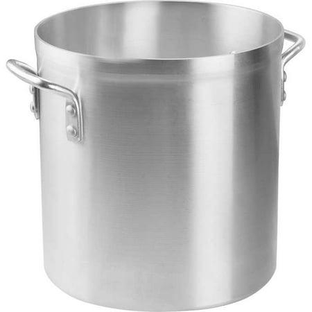 Winco Super Aluminum 20 Quart Stock Pot (AXS20) NSF Certified