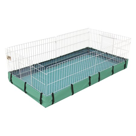 Midwest Guinea Pig Habitat Replacement Canvas Bottom - Guinea Pig Halloween Cage