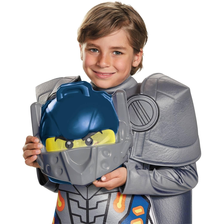 Lego Nexo Knights Clay Child Prestige Halloween Costume - Walmart.com