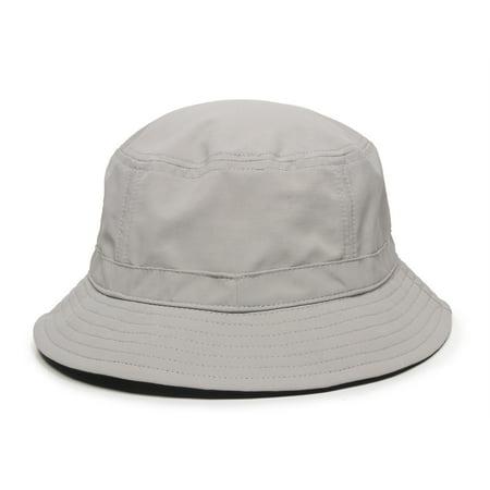 688e14d1 Men's Golf Bucket Hat, Grey - Walmart.com