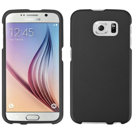 GRAY RUBBERIZED PROTEX HARD SHELL CASE COVER FOR SAMSUNG GALAXY S6 PHONE