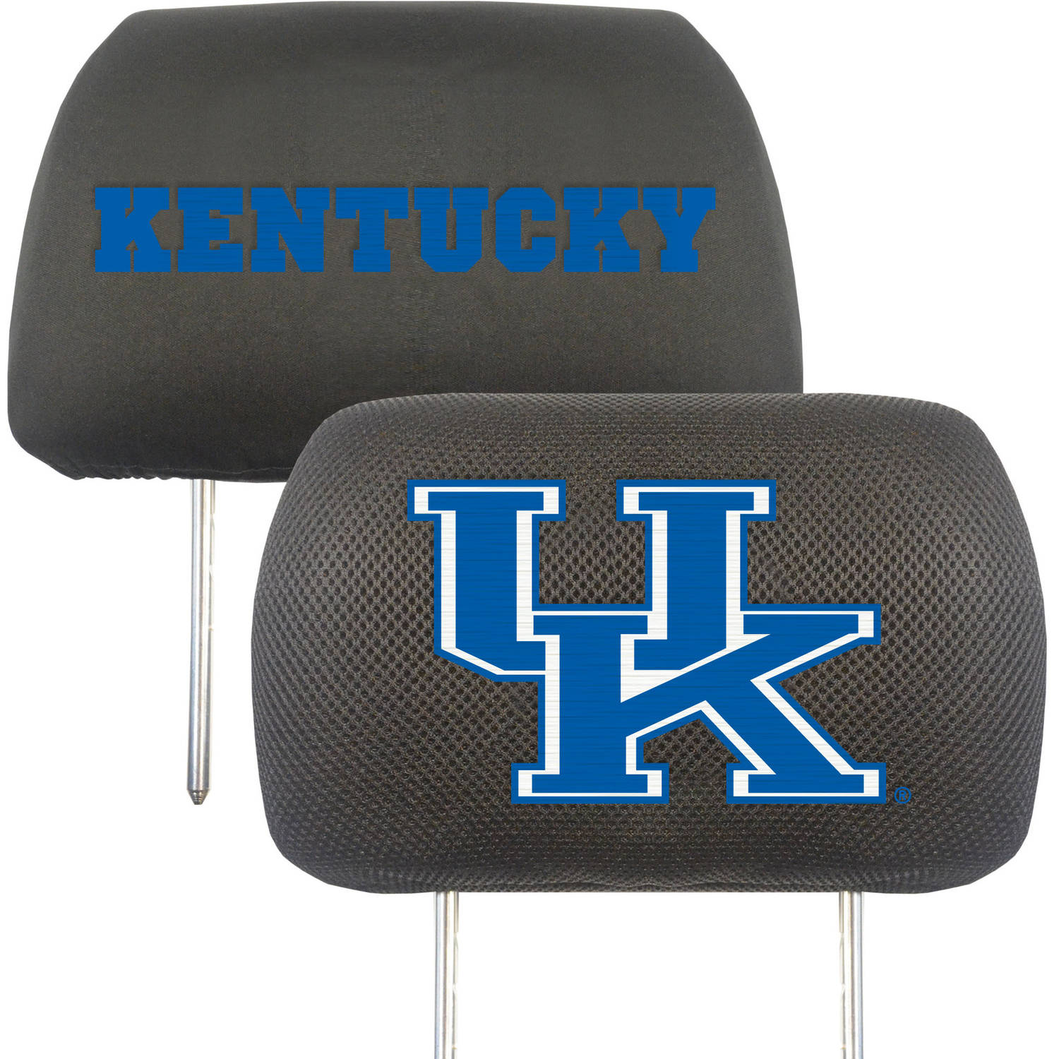 University of Kentucky Headrest Covers