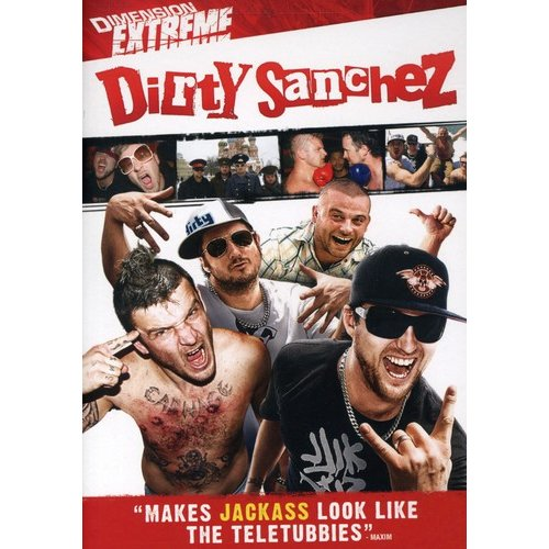 Dirty Sanchez (Widescreen) by GENIUS PRODUCTS INC