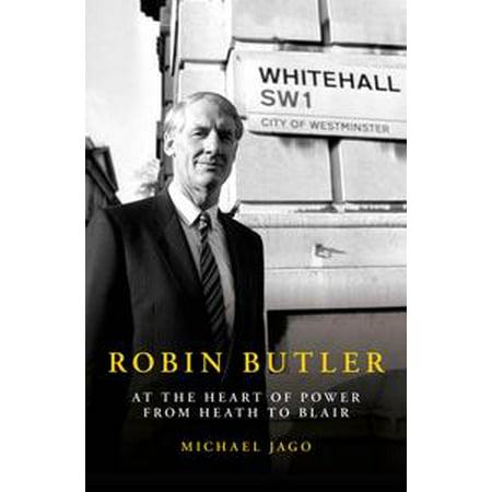 Robin Butler - eBook