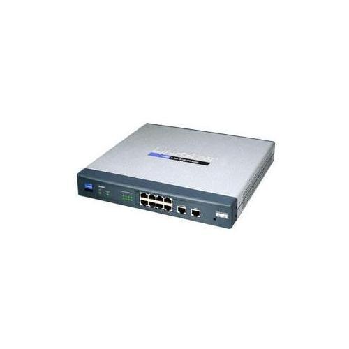 Cisco RV082 - Cisco RV082 8-port Fast Ethernet VPN Router...