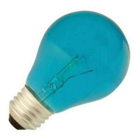 GE 22732 - 25A/TE Standard Transparent Colored Light -