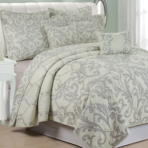 Serenta Marisol 7 Piece Coverlet Set