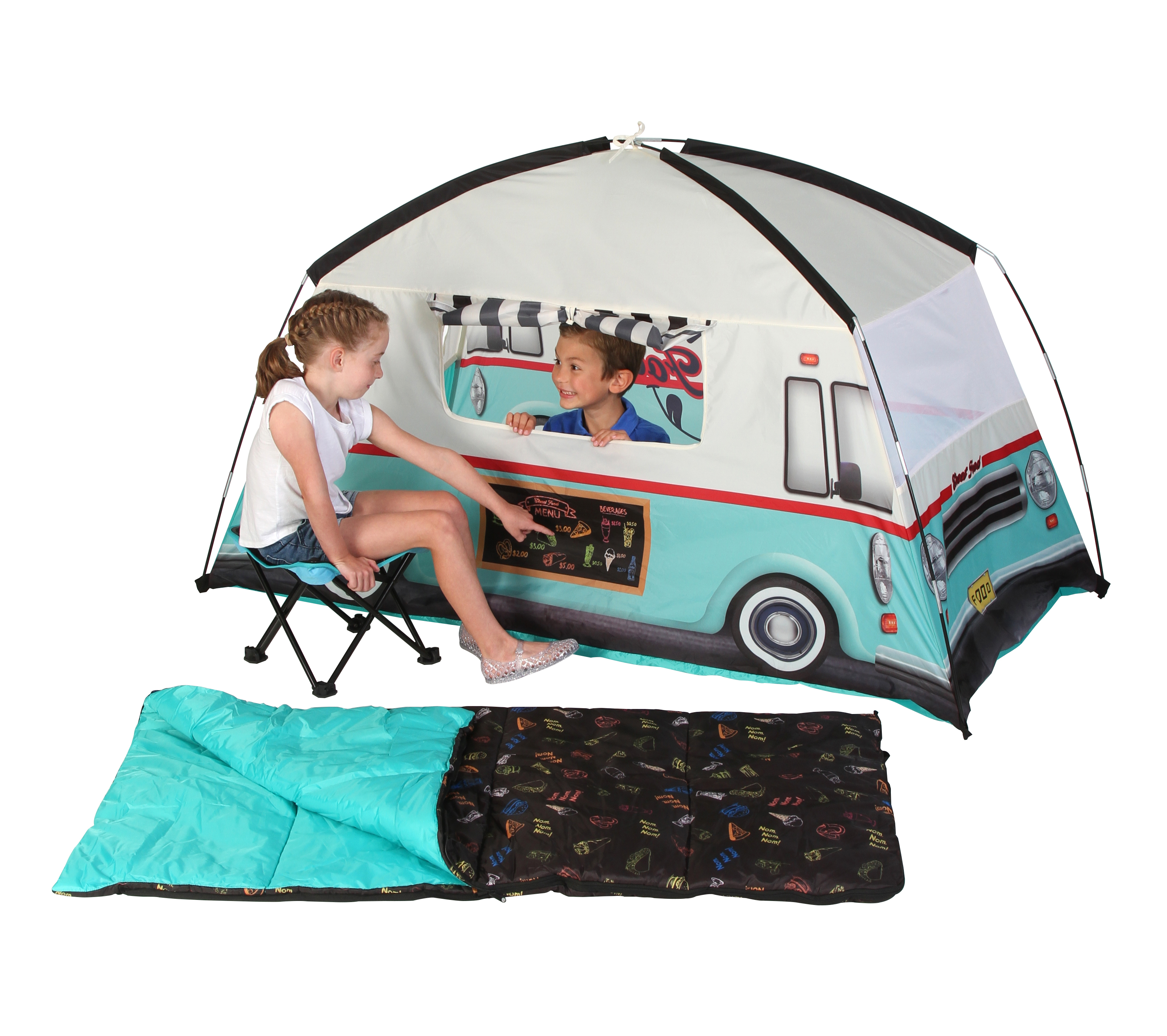 Kids Camping Combo Food Truck