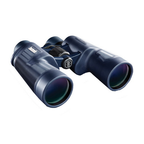 Bushnell H2O 157050 7X50 Black Porro BAK-4 Wp/Fp Twist Up Eyecups Box 6L