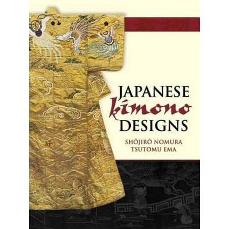 Japanese Kimono Designs - eBook ()