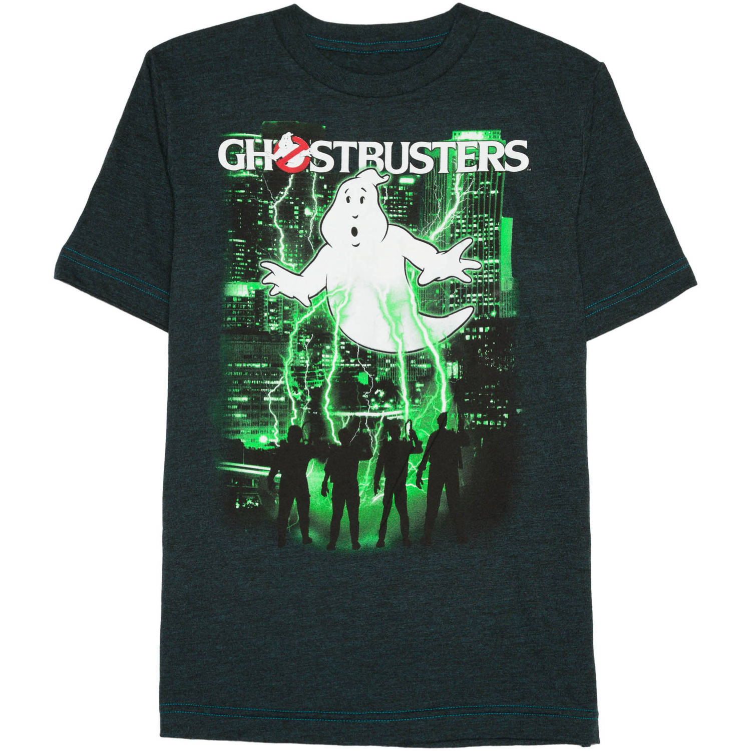 Ghostbusters Boys Stay Back  Graphic Tee
