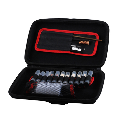 Winchester 22 Piece Pistol Cleaning Kit Soft Sided Case