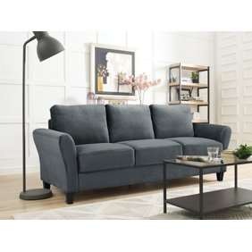 Stupendous Grandstand Flannel Sofa By Simmons Upholstery Ibusinesslaw Wood Chair Design Ideas Ibusinesslaworg