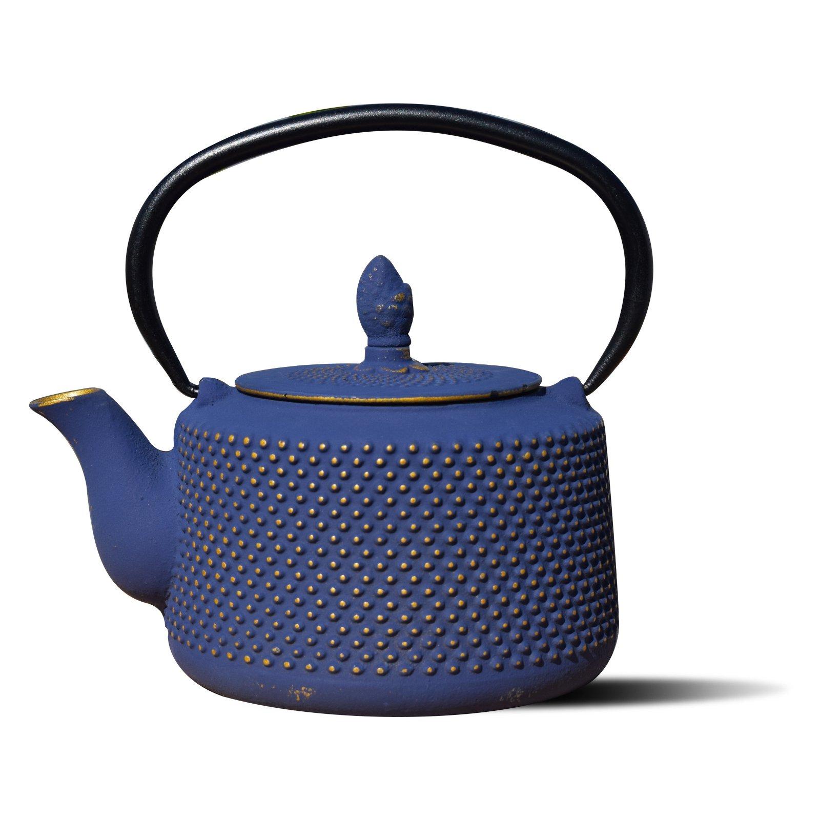 Old Dutch International Matsukasa Cast Iron Teapot