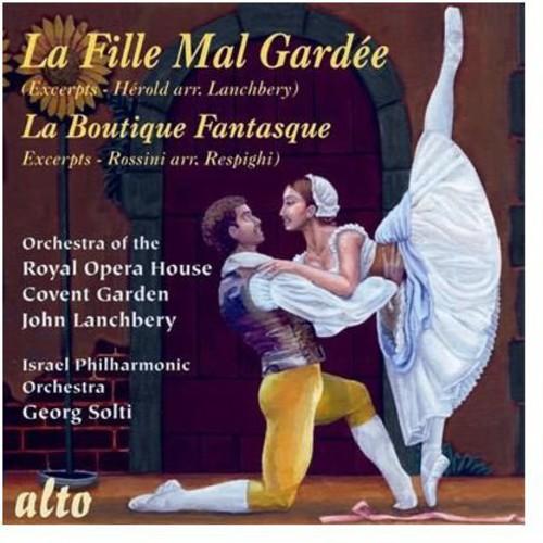 Orchestra of the Royal Opera House Cove - Rossini La Fille Mal Gardee Boutique [CD]