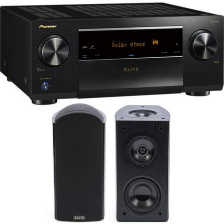 Pioneer Elite 92 Channel UHD Network A V Receiver VSX LX503