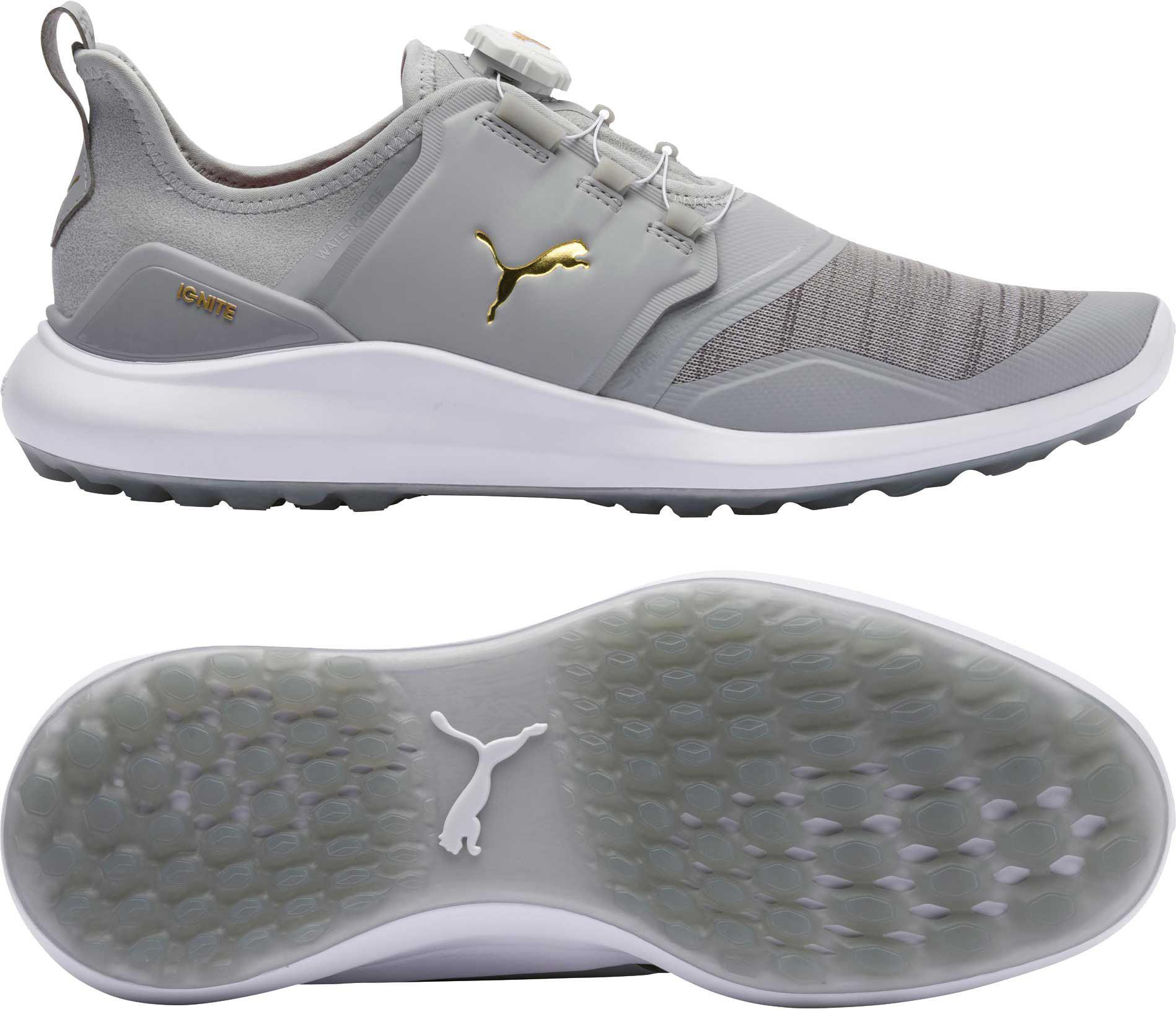 Puma Men S Ignite Nxt Disc Golf Shoes Walmart Com Walmart Com