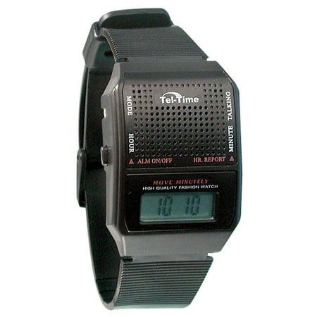 VII Spanish Talking Watch