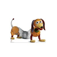 Slinky Dog (from Disney's Toy Story 4) Cardboard Stand-Up, 30in