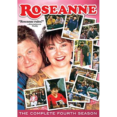Roseanne: The Complete Fourth Season (DVD) (Roseanne Season 3 Halloween)