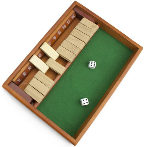 Brybelly Shut The Box Wager Game