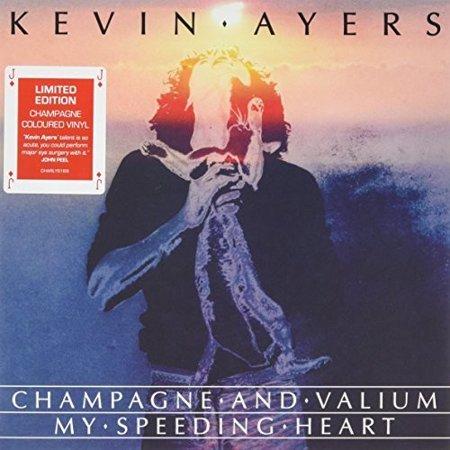 Champagne & Valium / My Speeding Heart (Vinyl)