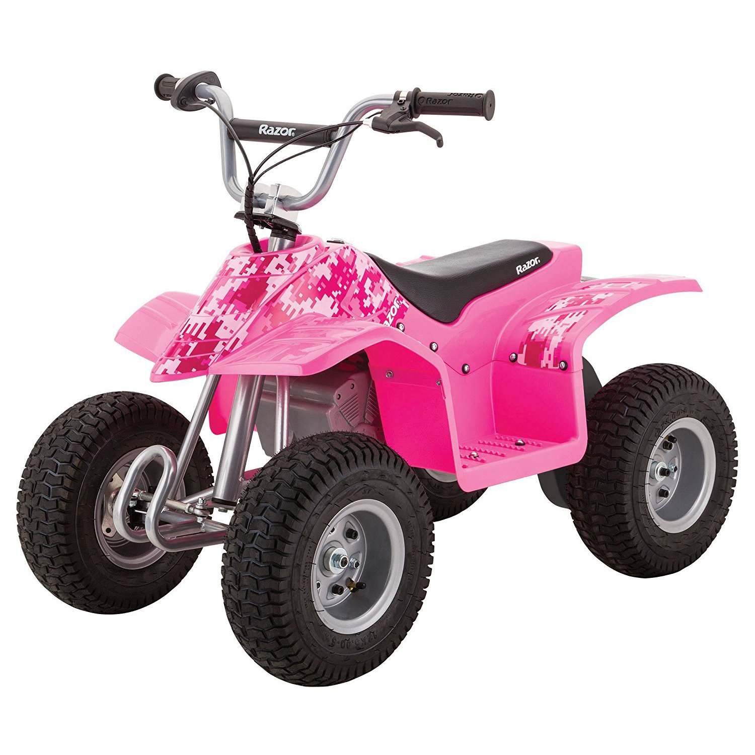 Razor 24-Volt Electric Dirt Quad Ride On - For Ages 8 and Up