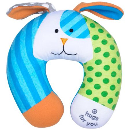 Britto Bebe From Enesco Baby Puppy Travel Pillow