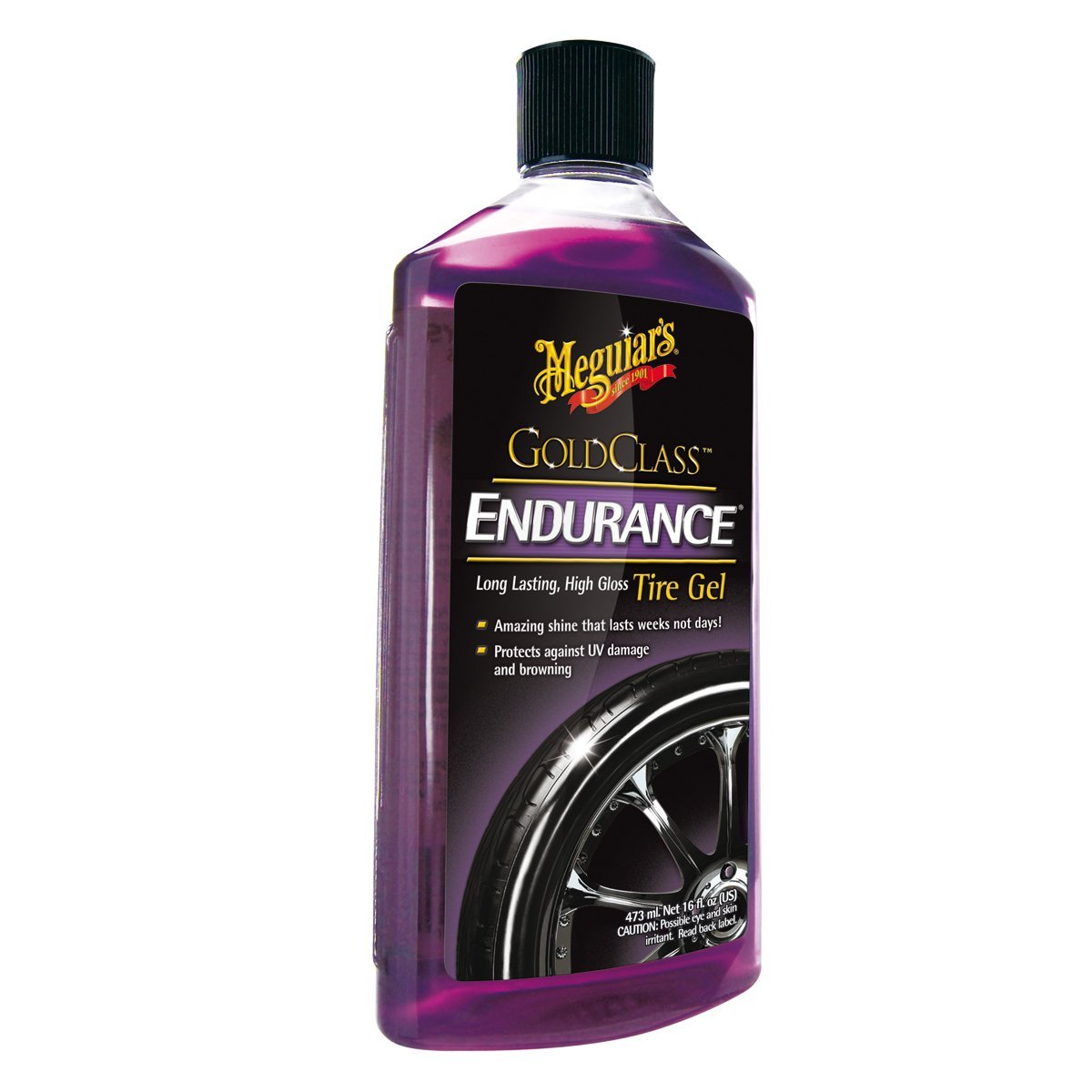 Meguiar's G7516 Endurance Tire Gel - 16 oz. (5 Pack)
