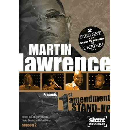 Martin Lawrence 1st Amendment Stand-Up: Season 2 (DVD)](Martin Lawrence Show Halloween)