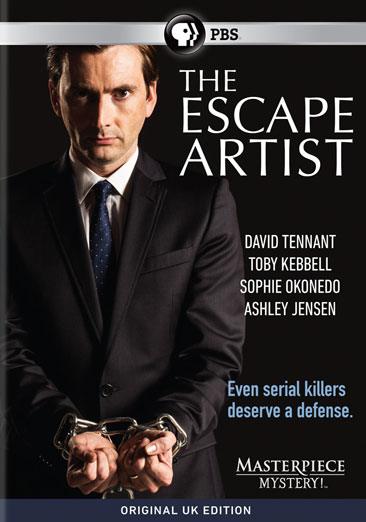 Masterpiece Mystery!: The Escape Artist by PBS