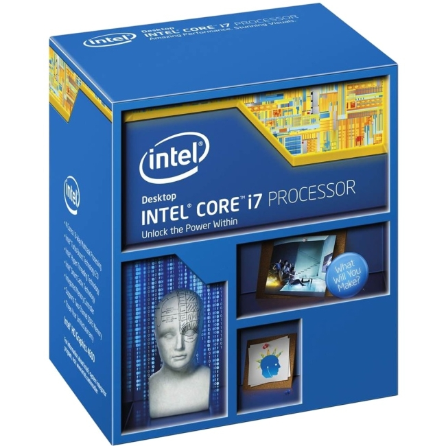 Intel Core i7 Extreme Edition i7-4960X Hexa-core 3.6GHz Processor w/ 15MB Cache