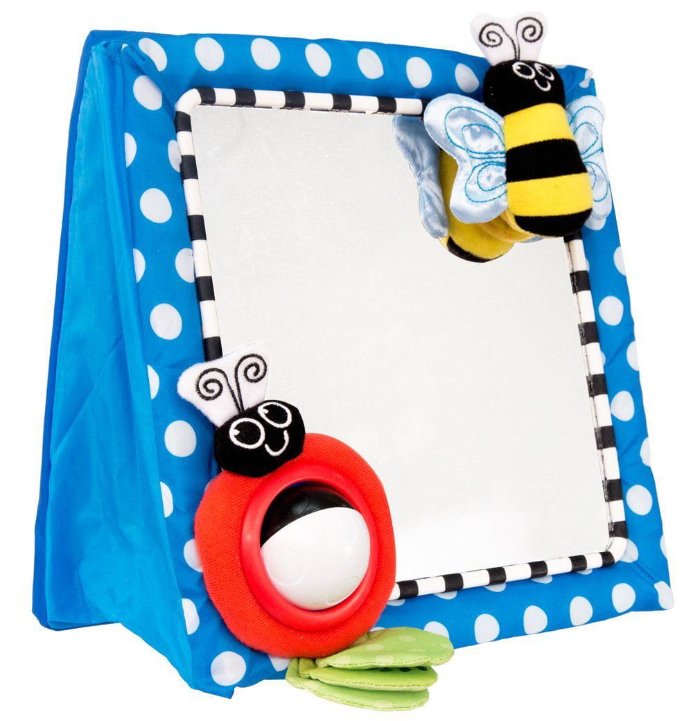 Sassy Crib and Floor Mirror - Walmart.com