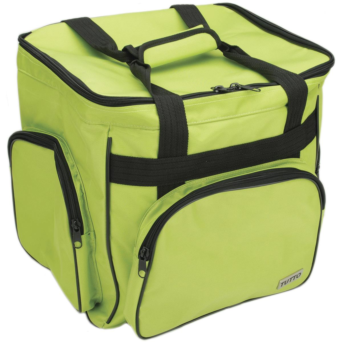 "Tutto Serger & Accessory Bag-14.5""X14.5"" Lime"