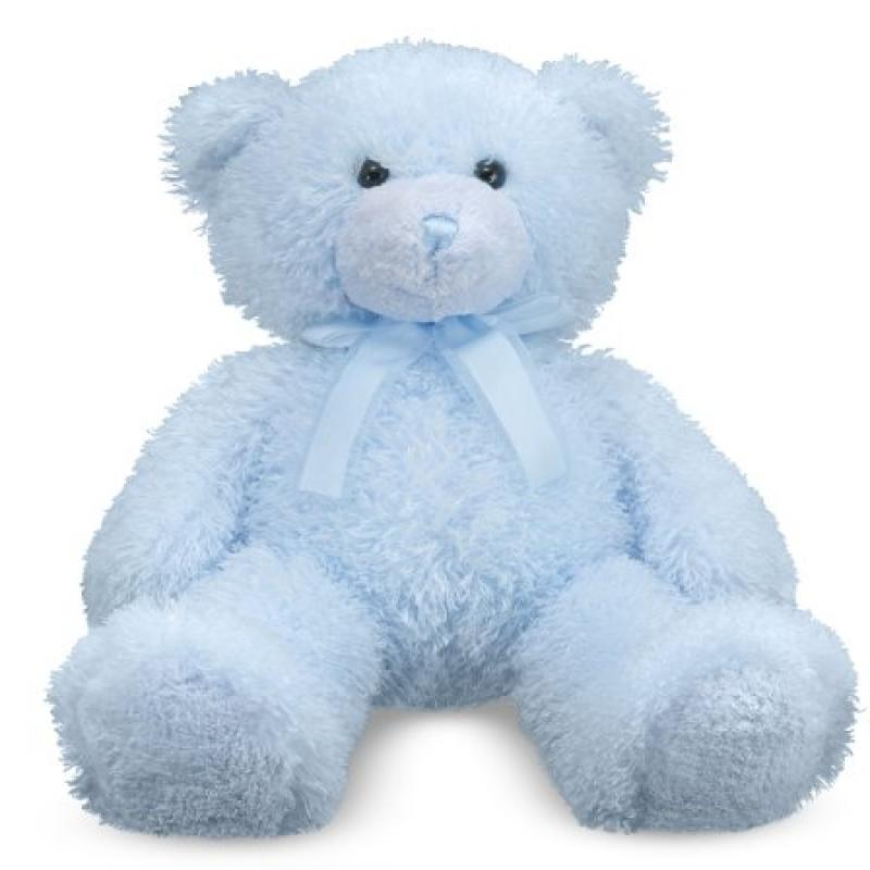 Cotton Candy Blue Teddy Bear by Melissa & Doug (7665) by Melissa & Doug