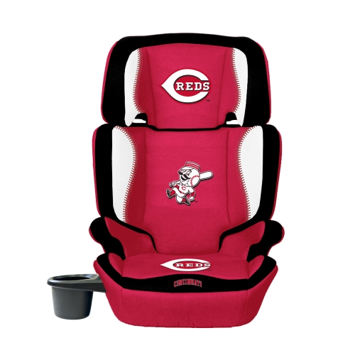 Cincinnati Reds Lil Fan 2-in-1 Premium High Back Booster Seat - No Size