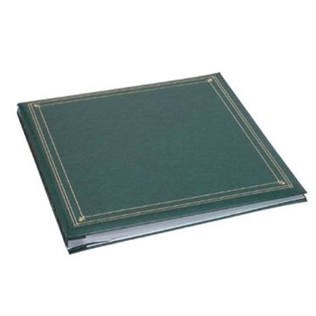 Pioneer Photo Albums MP46-HUG Full Size 4X6 Hunter Green