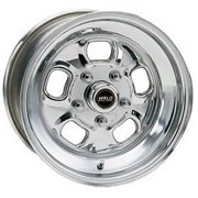 Weld Racing Rodlite Wheel 15x10 in 5x4.50/4.75 in BC P/N 93-510348