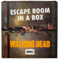 Escape Room In A Box: The Walking Dead Board Game For Adults & Teens 13 Years Old & Up