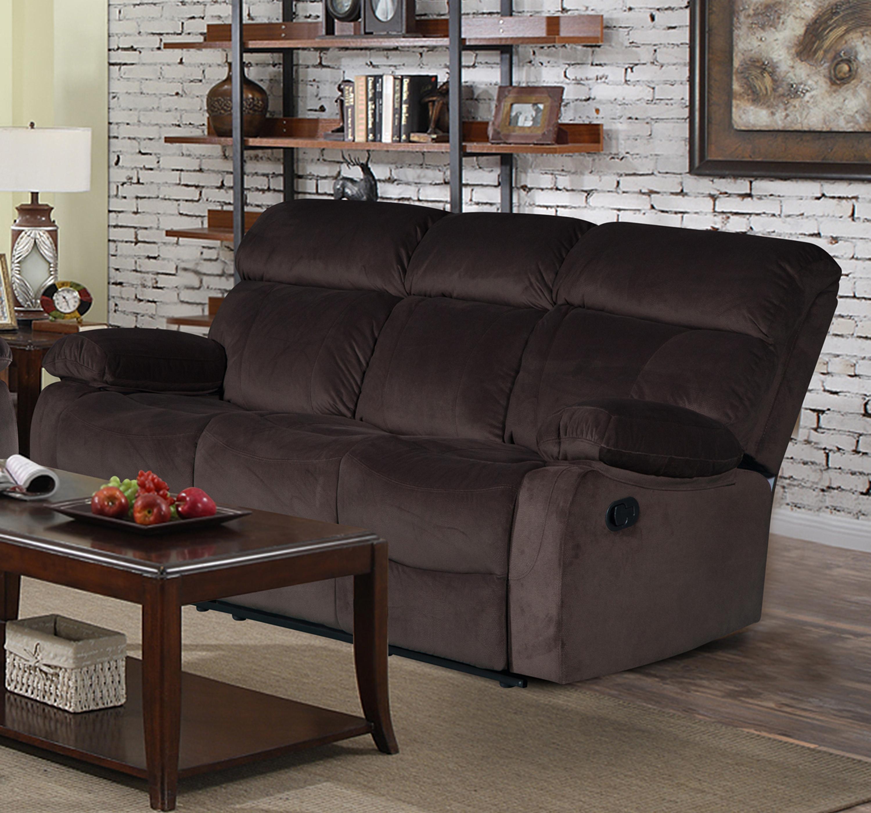 Mainstays Faux Leather Sofa Black Walmart