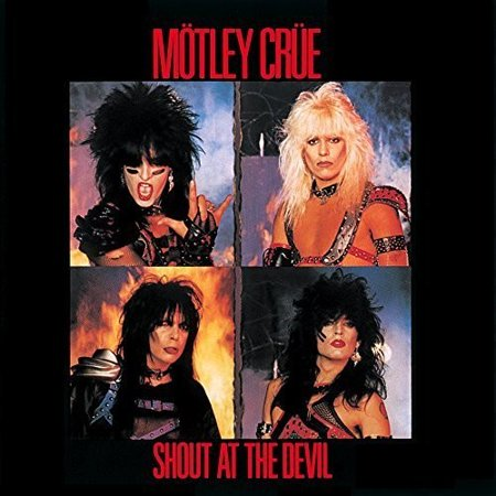 Gospel Shout Music - Shout at the Devil (Vinyl)