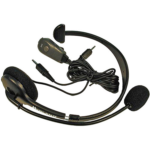 Midland 22-540 Headset with Boom Mic