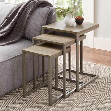 Better Homes And Gardens Rhodes Nesting Accent Tables Set Of 3