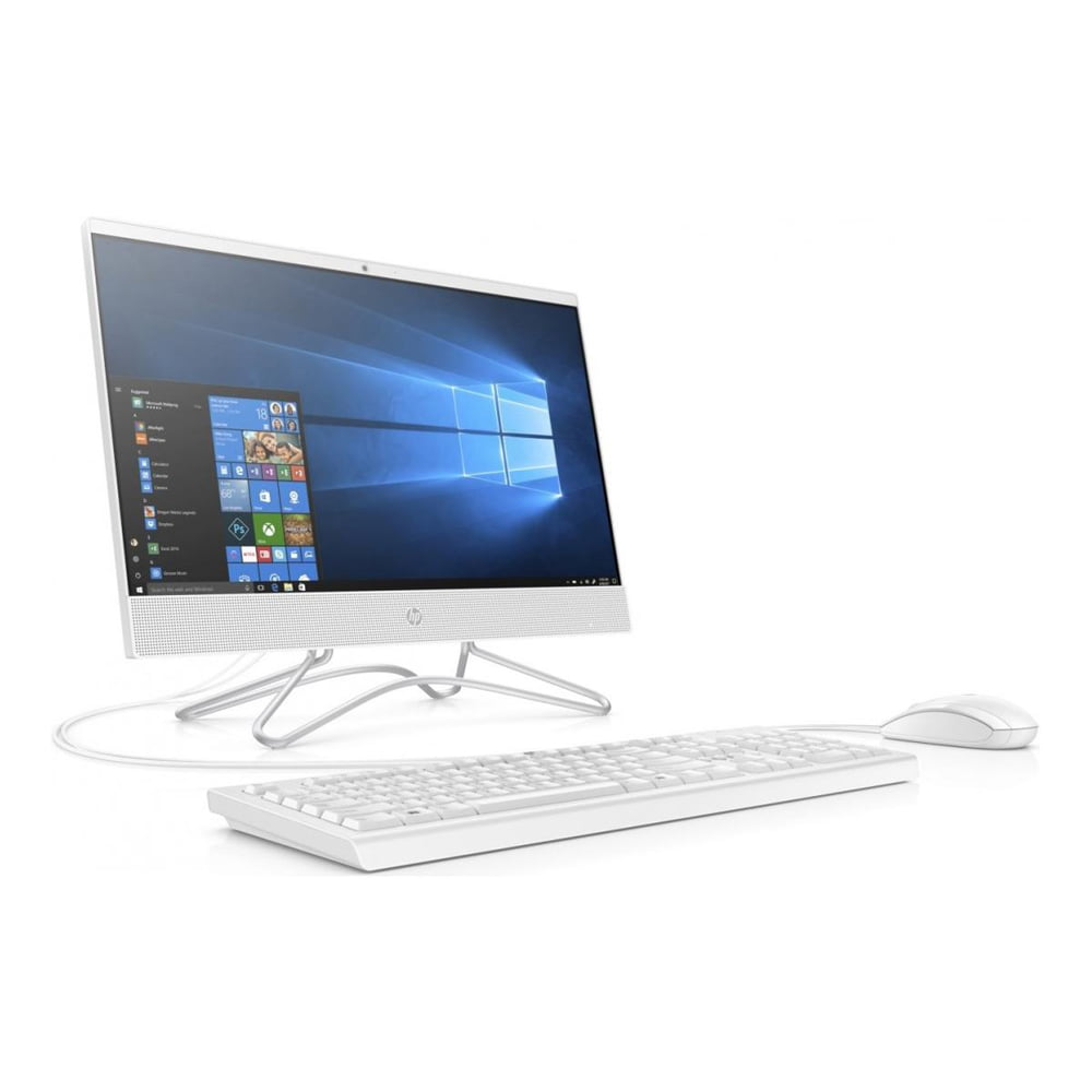 HP All-in-One 22-c0010, AMD A4-9125, 4GB DDR4, 1TB 7200RPM SATA, AMD Radeon R3, 21.5in FHD 1920 x 1080, 5QB04AA#ABA