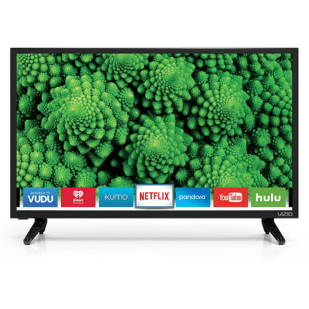 Vizio 24  Class Hd  720P  Smart Edgelit Led Tv  D24h E1