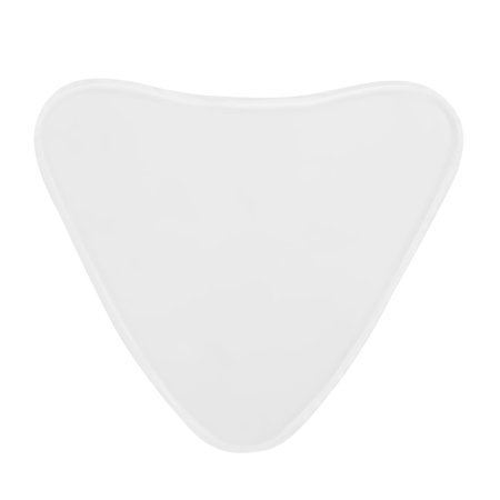 TOPINCN Silicone Anti-wrinkle Transparent Breast Care Tighten Lifting Chest Skin Chests Pad Triangle, Anti aging Chest Pad,  Anti Wrinkle Chest