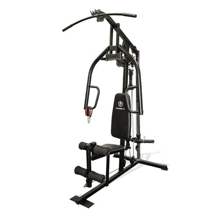 - Marcy Free Weight Strength Training Home Exercise Workout Gym Machine Equipment