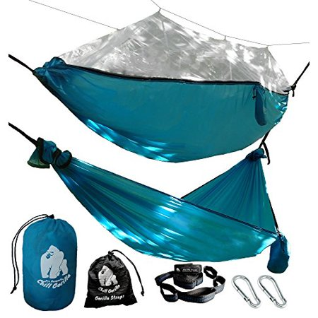 Sale Chill Gorilla Pro Mosquito Luxury Hammock With Tree