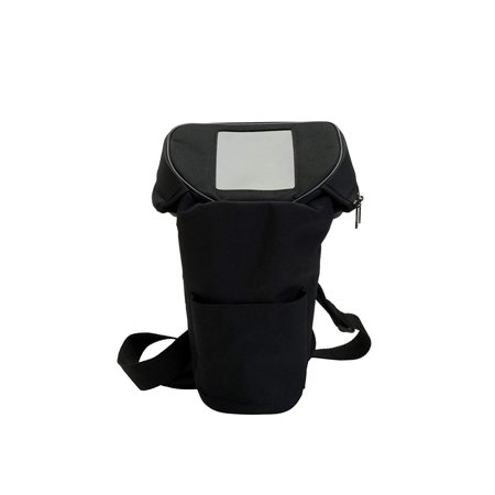 Oxygen Cylinder Carry Bag, Vertical, Horizontal, Backpack, Vertical, horizontal, or backpack configuration By Drive Medical ()
