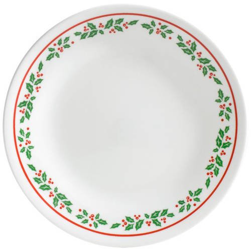 Corelle Livingware 16-Piece Dinnerware Set, Winter Holly - Walmart.com